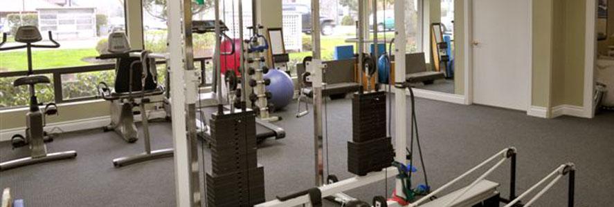 Victoria Exercise rehabilitation