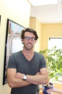 Andrew Mills Shelbourne Physiotherapy in Victoria BC