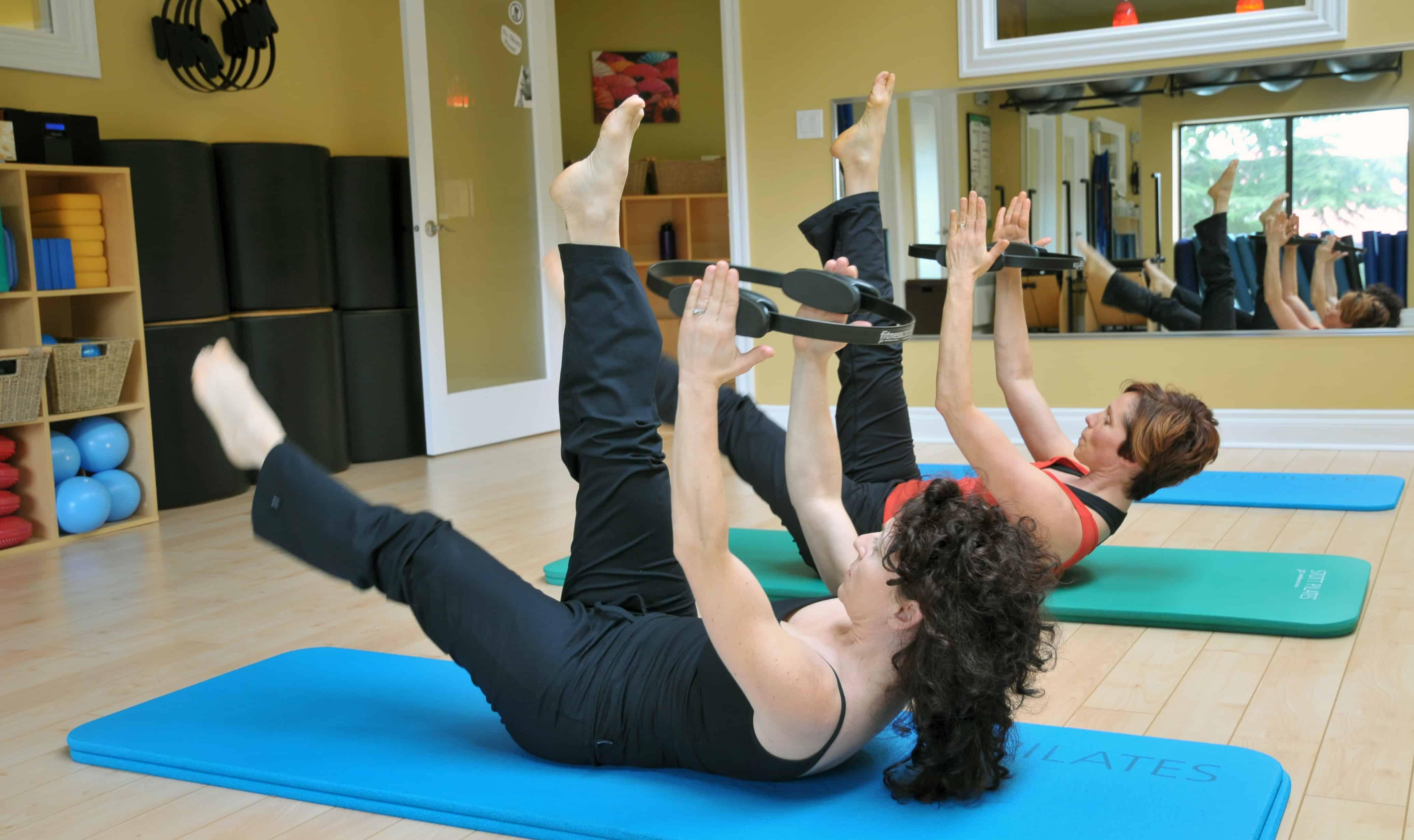 Pilates in Victoria BC