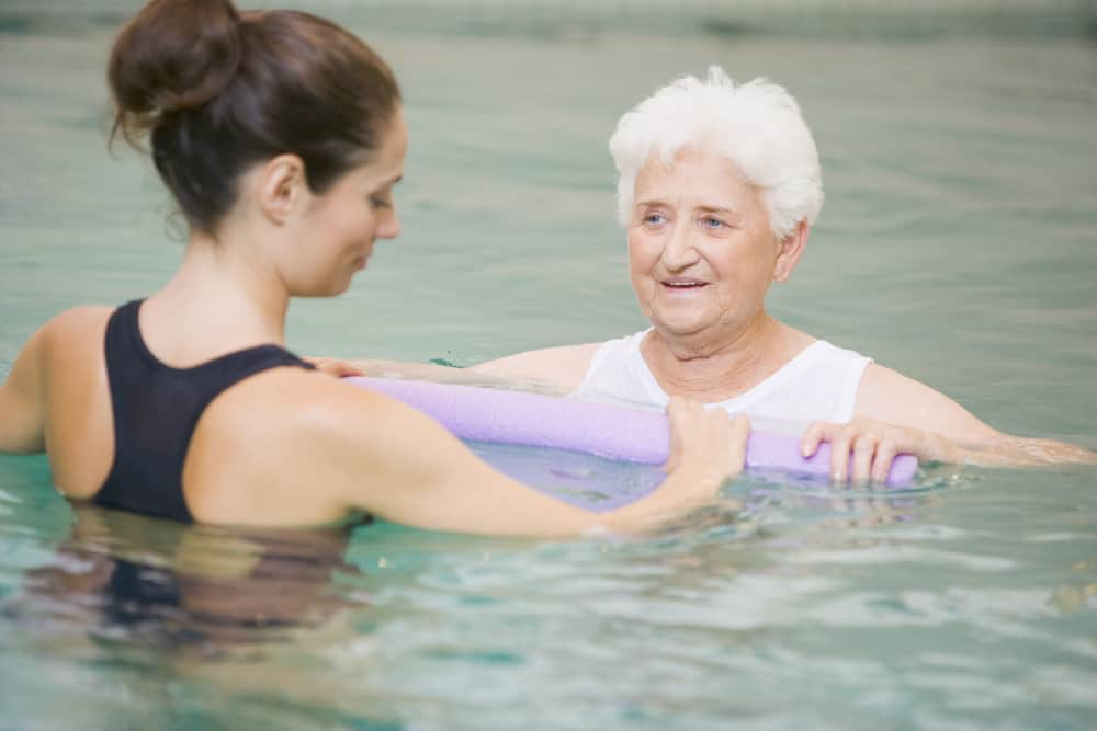 Aquatic Physiotherapy in Victoria BC