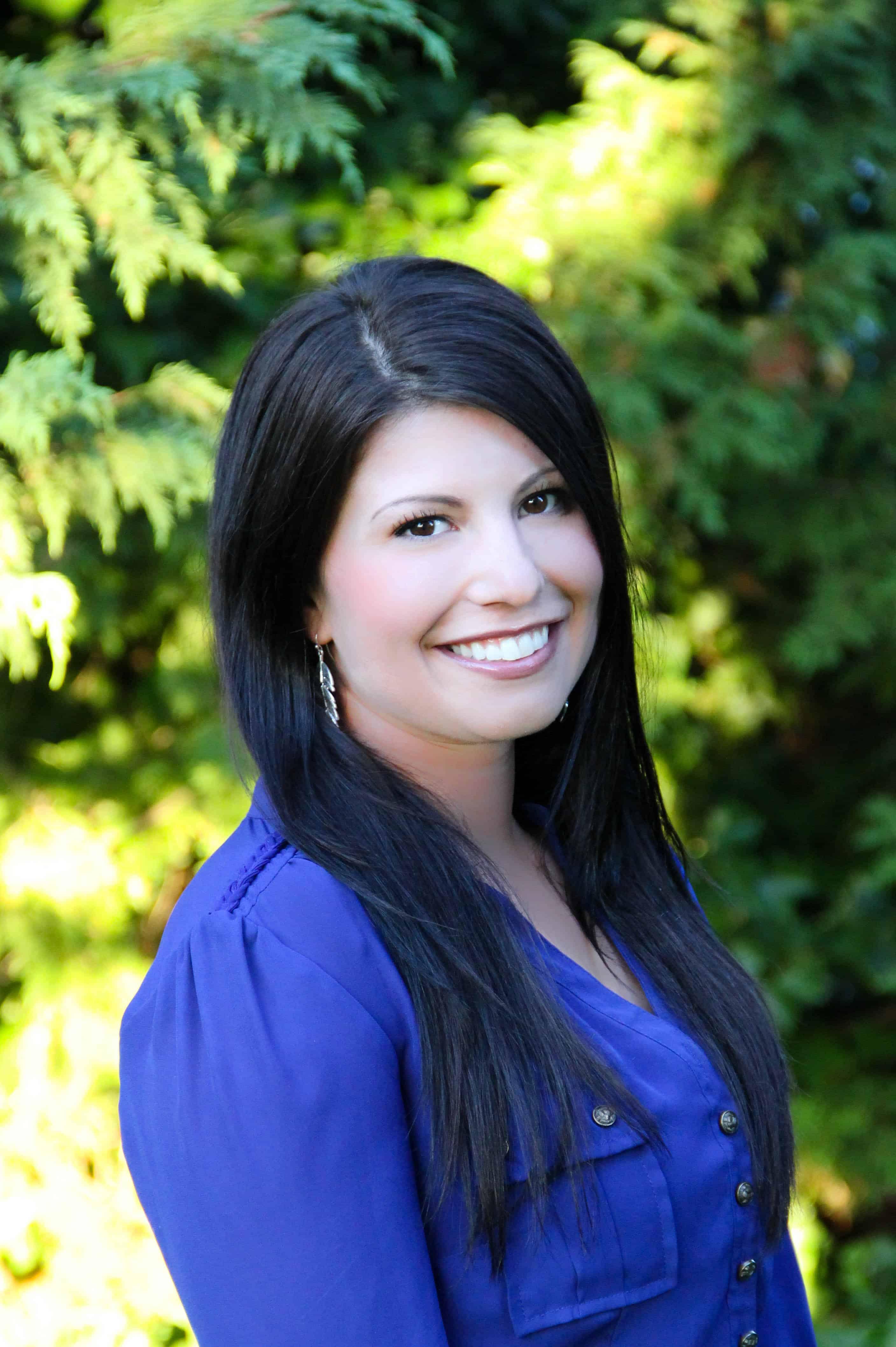 Selena Curvelo RMT Victoria BC Massage Therapist