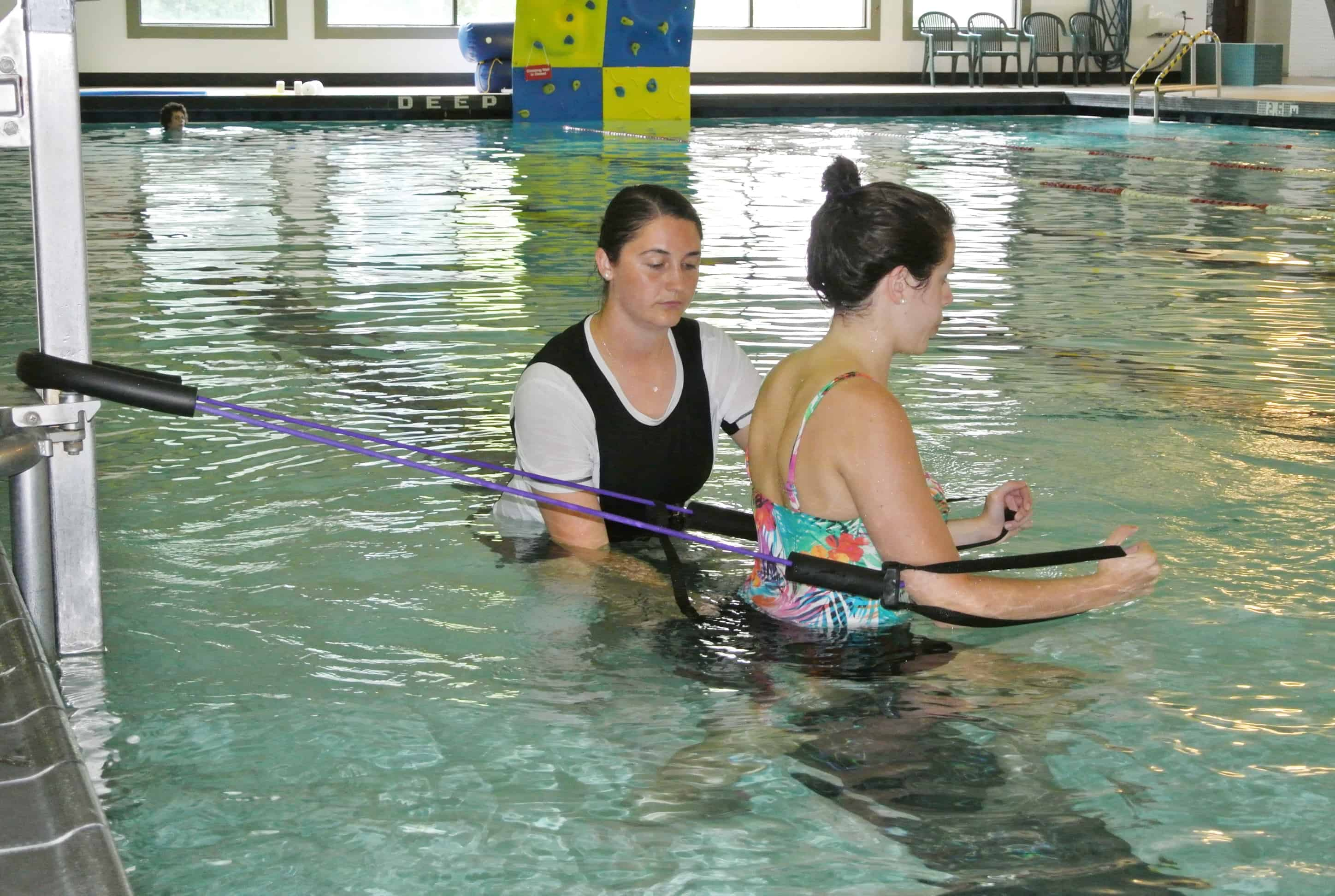 Aquatherapy Physiotherapy Victoria