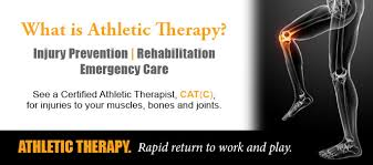what is athletic therapy?