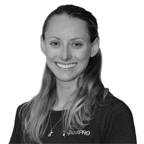 Physiotherapist Victoria Holly Mallari