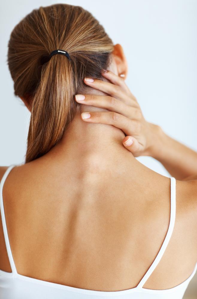 Victoria neck pain