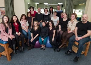 Shelbourne Physiotherapy Staff Image