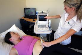 Real time ultrasound Victoria BC